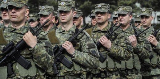 Косово начинает создавать собственные вооруженные силы