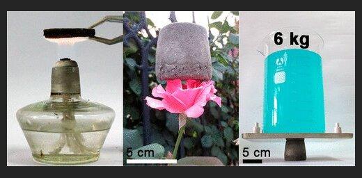 Из графена и фосфора создан сверхлегкий огнеупорный материал