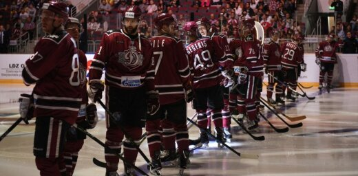 Сегодня стартует традиционный хоккейный турнир на Кубок Латвийской железной дороги