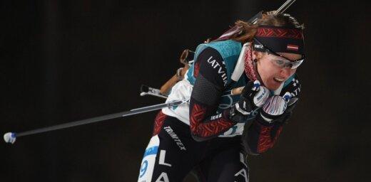 Bendika ierindojas 44. vietā priekšpēdējā Pasaules kausa posma sprintā