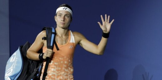 Sevastova WTA rangā saglabā rekordaugsto 11. vietu; Ostapenko pamet pirmo divdesmitnieku