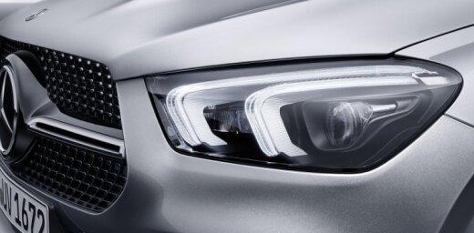 На тягаче из Латвии перевозили угнанный в Испании Mercedes-Benz Daimler AG E200