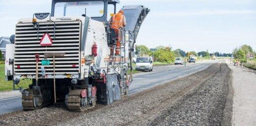 Ceļu būvniecībā lielākā problēma šosezon ir cilvēku trūkums, atzīst Lange