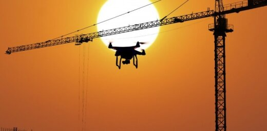 Vai jauna revolūcija lidrobotu nozarē?