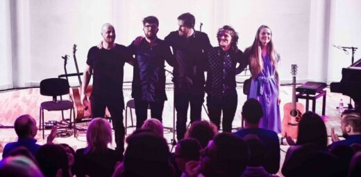 'The Sound Poets' laiž klajā akustisko koncertierakstu 'Joprojām' un izziņo papildkoncertus