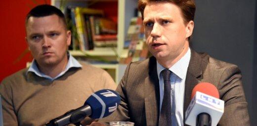 Uldis Skudra: Ja Jūs esat mans prezidents, stāstiet...