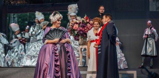 Foto: Ar vērienu izskanējuši Siguldas Opermūzikas svētki