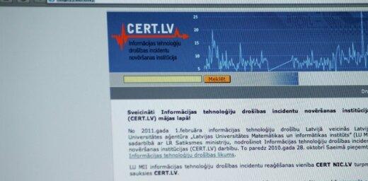 Расследуется возможное нападение на сайт Biļešu paradīzes