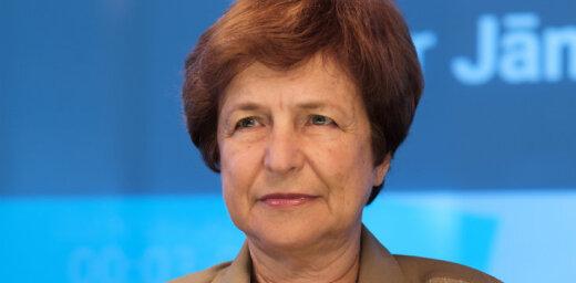 Ždanoka Saeimas vēlēšanās kandidēt nevarēs