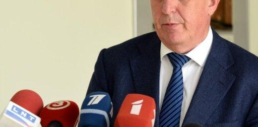 Kučinskis: Latvija dod priekšroku konstruktīvai un praktiskai sadarbībai ar Krieviju