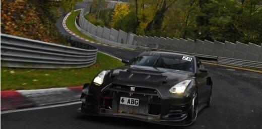 Ar 1115 ZS jaudīgu 'Nissan GT-R' plāno pārspēt 'Porsche' rekordu Nirburgringā