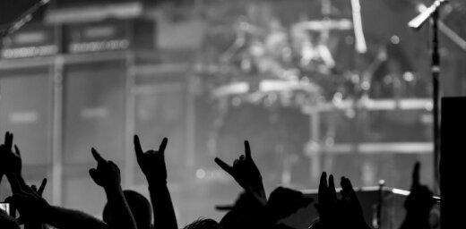 Латвийские рок-группы приглашают на благотворительный концерт X-Mas Rock Night
