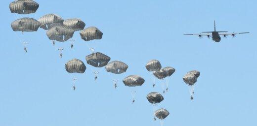В ноябре в Латвии пройдут международные военные учения Anakonda 18