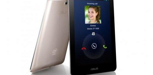 'Asus' viedtālrunis 'Fonepad' ar septiņu collu ekrānu