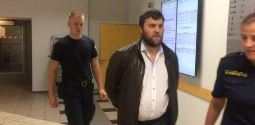 Администратора неплатежеспособности Спрудса оставили под арестом