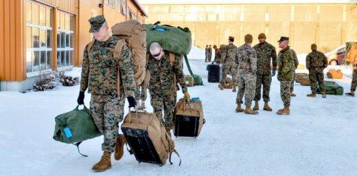 ASV karavīru izvietošana Norvēģijā var palielināt spriedzi reģionā, pauž Krievija