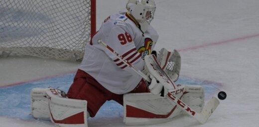 Kalniņš nodrošina 'Jokerit' uzvaru pār Minskas 'Dinamo'