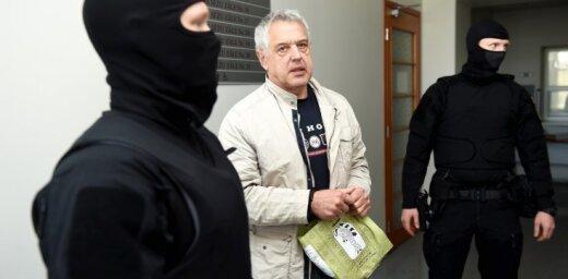"Суд арестовал главу ""Конгресса неграждан"" Александра Гапоненко"