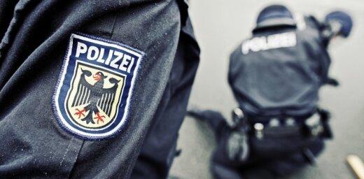 По дороге из Латвии в Германию пропал мужчина на курьерской машине