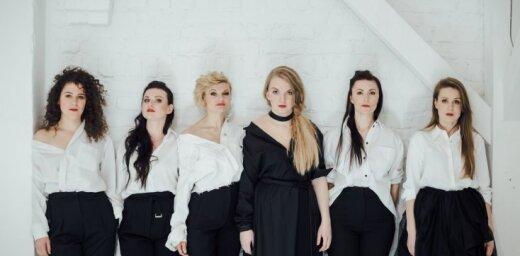 Vokālā grupa 'Latvian Voices' nāk klajā ar jaunu albumu 'Sudrabs'
