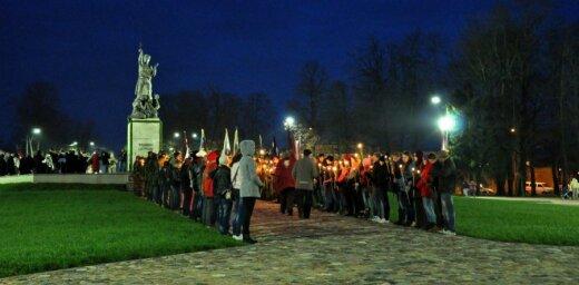 Fotoreportāža: 11.novembris Rēzeknē