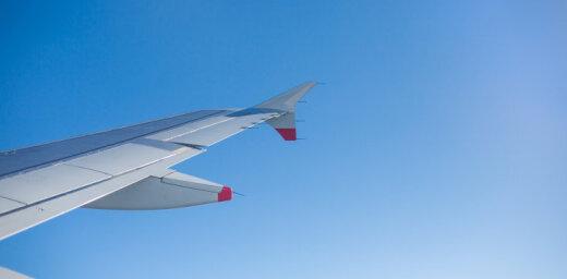 Krievijas Iekšlietu ministrijas lidmašīna pārkāpusi Igaunijas gaisa telpu