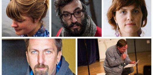 Latviešu dzejnieki uzstāsies prestižajā festivālā 'Hay' Lielbritānijā