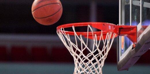 Latvijas U-16 basketbolisti cīņā par septīto vietu EČ piekāpjas spāņiem