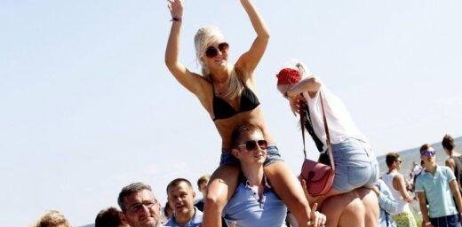 Фестиваль Weekend Baltic может покинуть Пярну