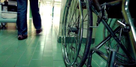 Neibults-Miebolts: par invalīdu diskrimināciju
