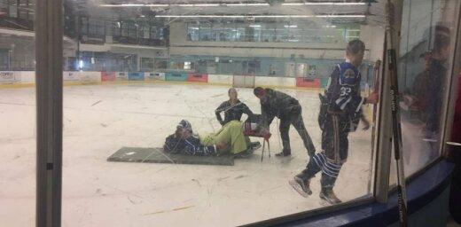 hockey trauma