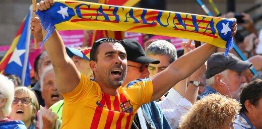 Референдум в Каталонии: прощай, Испания, прощай, ЕС?