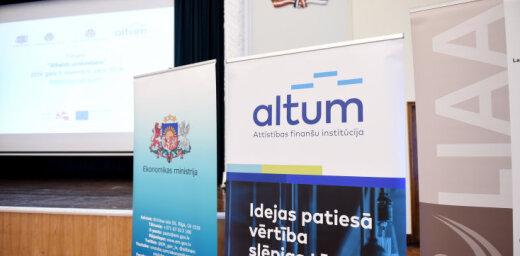 Прибыль Altum превысила четыре миллиона евро