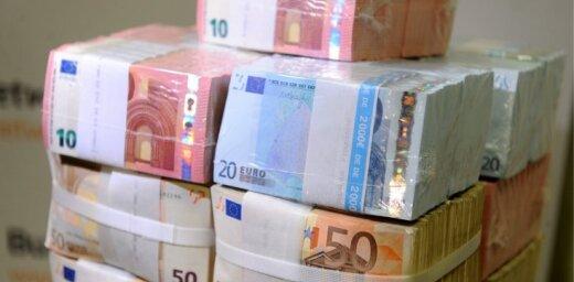 Lietuvā tiesai nodod gandrīz 700 000 eiro nedeklarēšanā apsūdzētu Latvijas pilsoņu krimināllietu