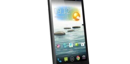 'Acer' prezentē planšettelefonu 'Liquid S1'