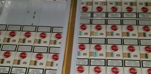 ЧП на границе: в поезде из Латвии обнаружен крупный груз контрафактных сигарет