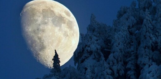 RAKSTIET: Kā Mēness ietekmē cilvēka pašsajūtu?