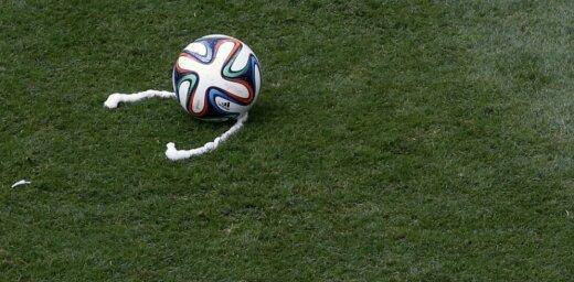 'Jelgava' uzvar divu spēcīgāko futbola klubu duelī; panākums arī 'Ventspilij'