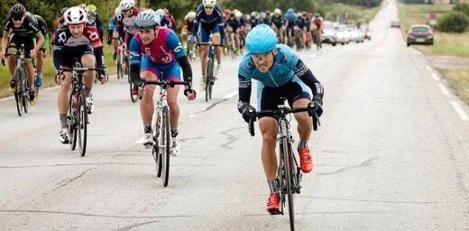 Riteņbraucējs Lukševics izcīna 21. vietu grūtā 'Tour of Fuzhou' kalnu posmā