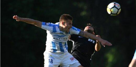 'Riga FC' kritizē RFS par tās publiskajiem pārmetumiem Latvijas futbola tiesnešiem