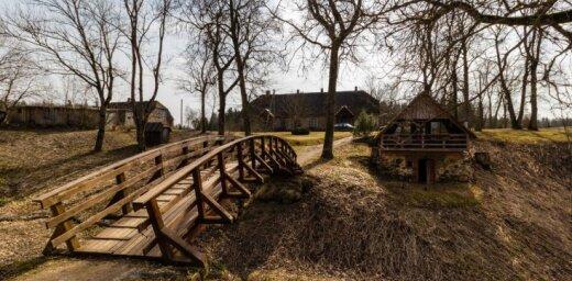Vizbulītes, pils un Gauja – pavasarīgā Sigulda aculiecinieka acīm