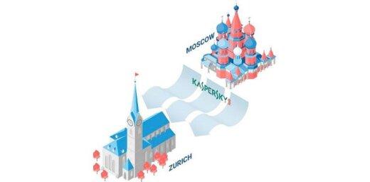 'Kaspersky Lab' pārceļ pamatinfrastruktūru no Krievijas uz Šveici un veido jaunu uzticamības standartu