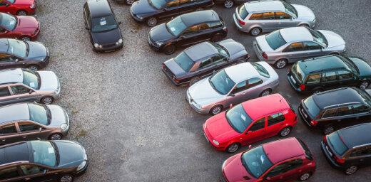 ДБДД: Нужно запретить объявления о торговле машинами, не зарегистрированными в Латвии