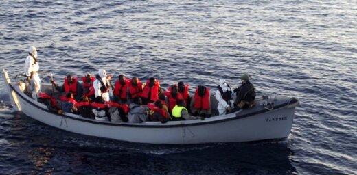 Более 700 мигрантов пропали за неделю в Средиземном море
