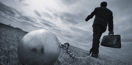 Побег из кредитного рабства. Что делать, если вы не можете выплатить долги?
