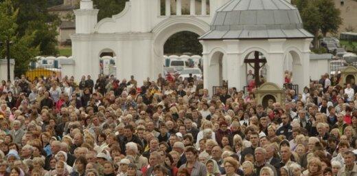 Высшие лица государства примут участие в празднике Вознесения Девы Марии