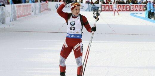 Baiba Bendika of Latvia