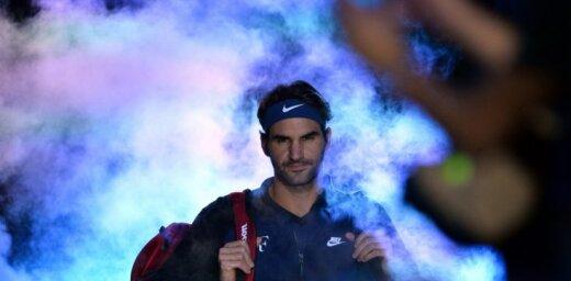 Federers kļūst par visu laiku visvairāk prēmijas nopelnījušo sportistu
