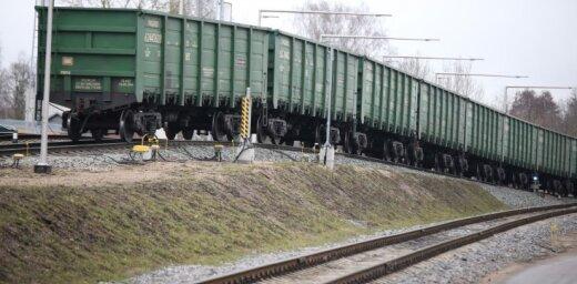 LDz: ievērojami pieaudzis no Baltkrievijas pārvadāto kravu apjoms