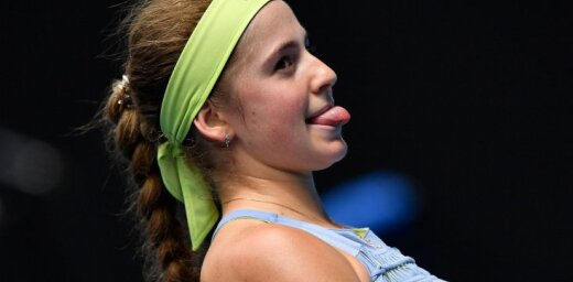Остапенко легко вышла во второй круг Открытого чемпионата Австралии